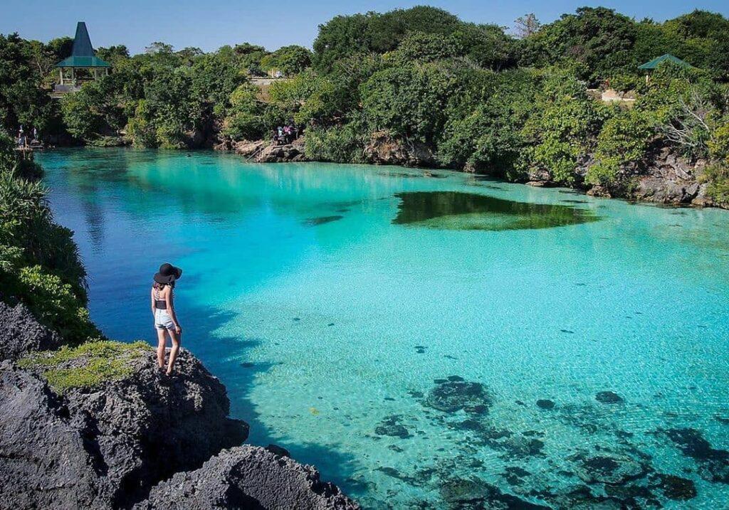 Danau Weekuri di Sumba