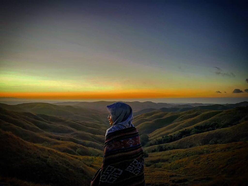 sunrise Bukit Warinding