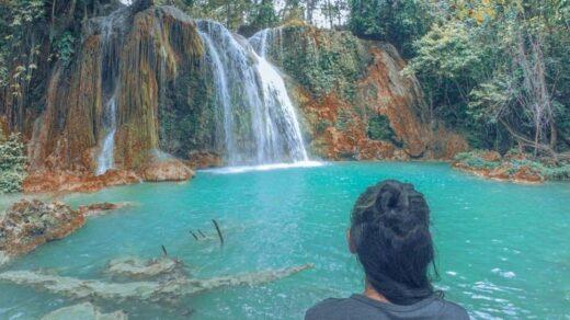 Air Terjun Harangi Sumba