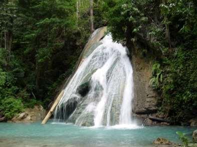 Air Terjun Waikapori Sumba