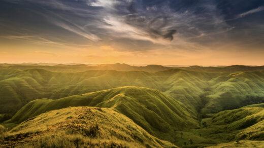 Bukit Dengan Savana Terindah Di Sumba