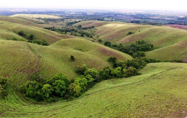 Bukit Lendongara, bukit terindah di Sumba