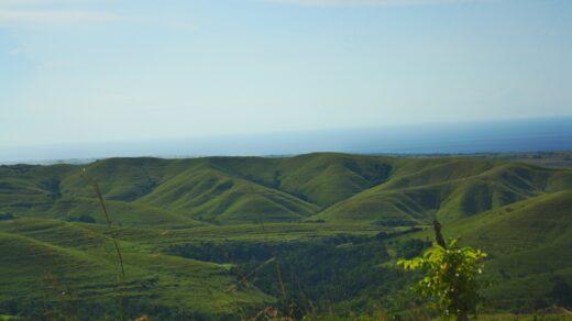 Bukit Mamboro sumba tengah