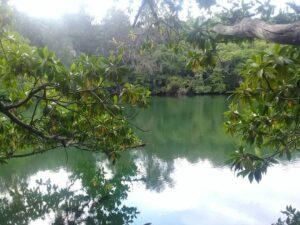 Danau Waimulung di Sumba Timur. Foto: instagram/ambuhada