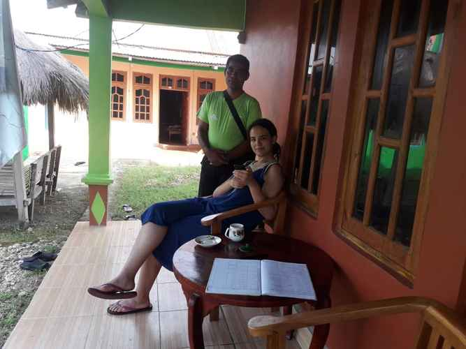 Penginapan Murah di Tambolaka Heldigard Homestay