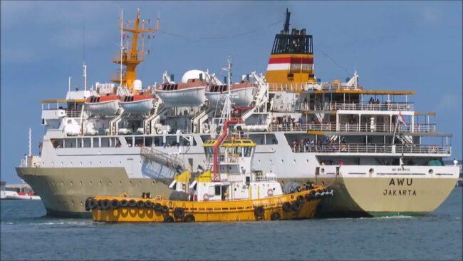 kapal menuju waingapu Sumba