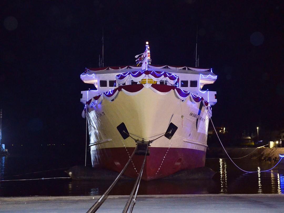 Kapal KM Sabuk Nusantara 79