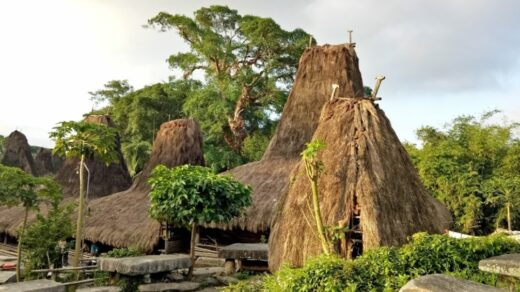 Kampung Adat Bodo Ede