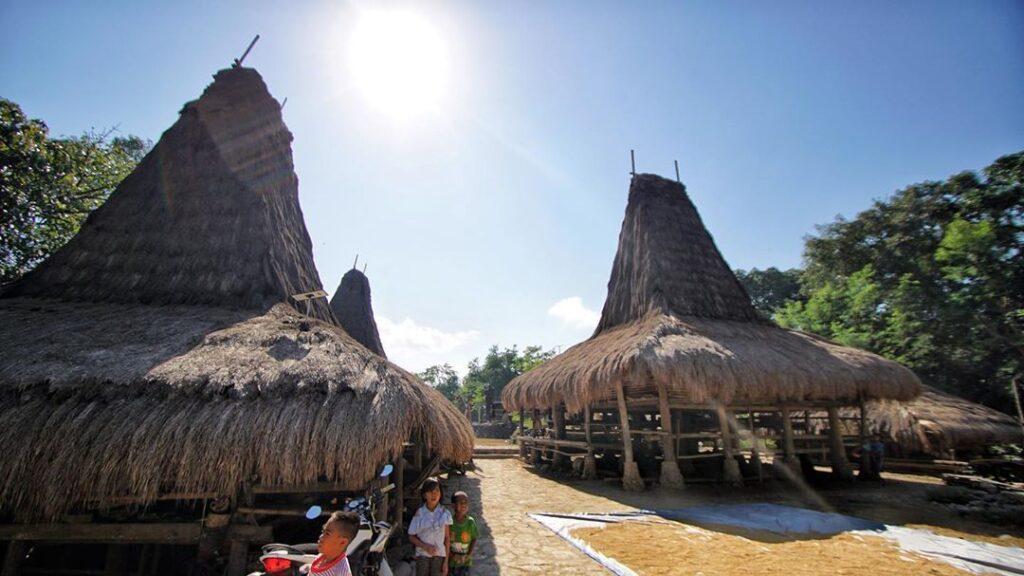 Kampung Adat Praigoli Sumba