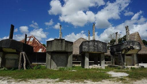 Kampung Adat Prainatang Sumba Timur