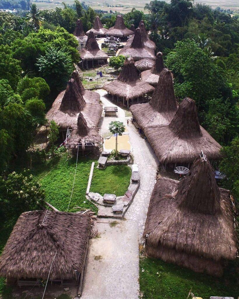 Kampung adat Praijing sumba