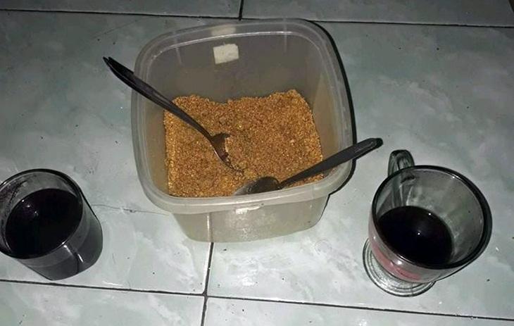 Kaparak Makanan khas Sumba