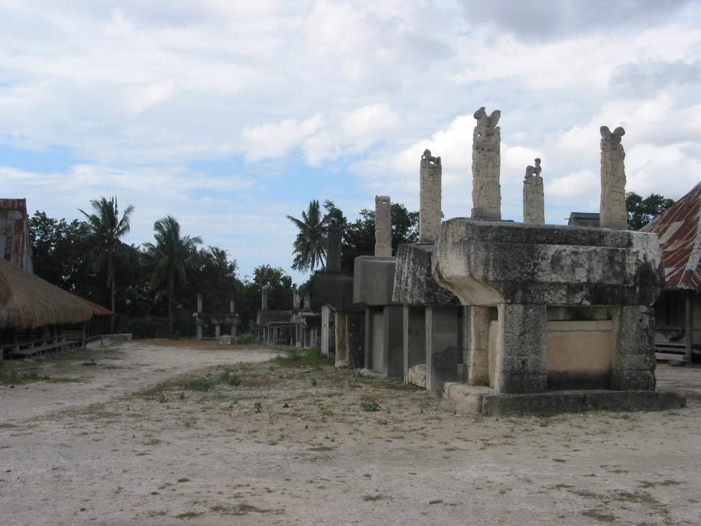 Kampung Galubakul Anakalang