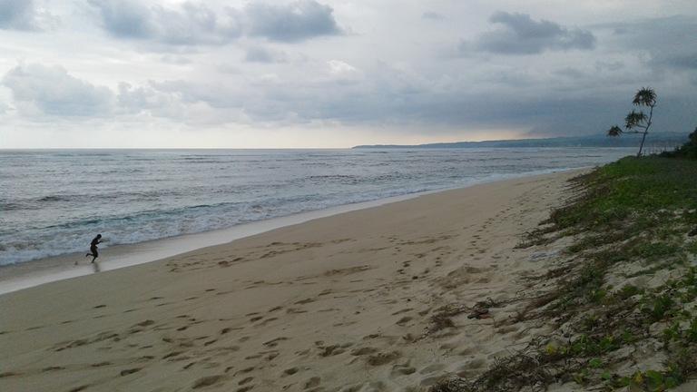 Pantai Dewa di sumba barat