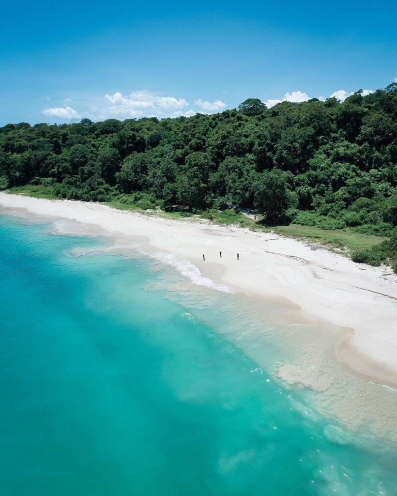 Pantai Lailiang Wanokaka Sumba
