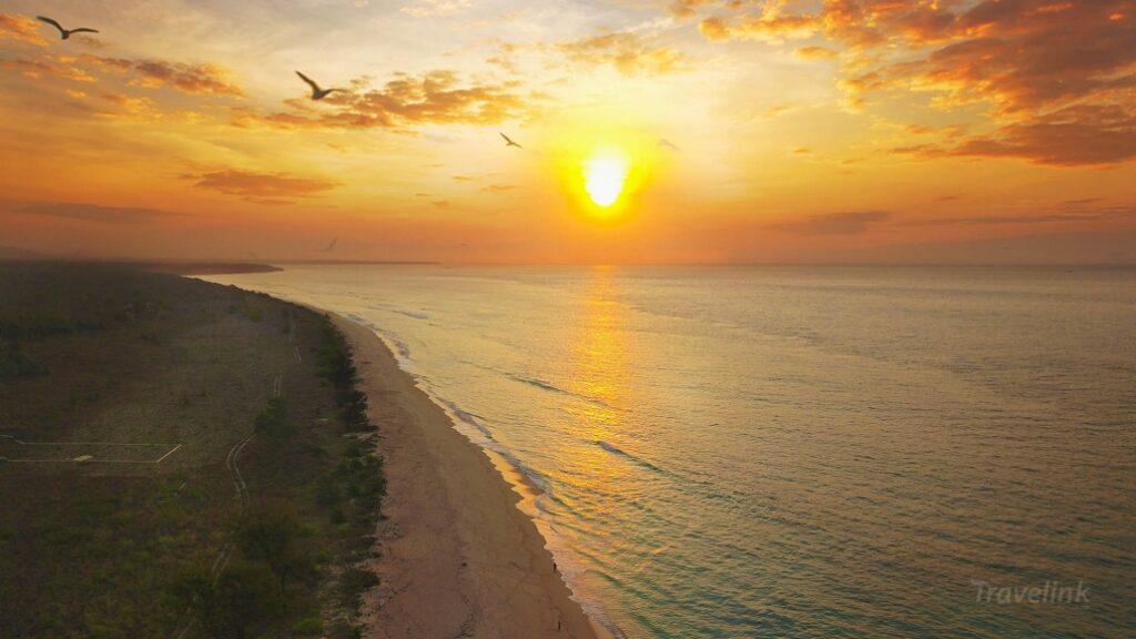 Sunrise di Sumba