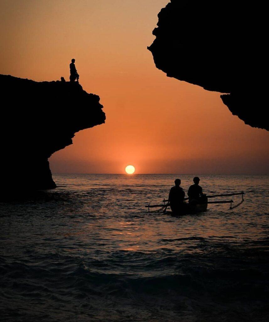 Pantai Mandorak, Tempat Bulan Madu ke Sumba yang romantis