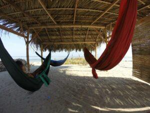 Pondok untuk bersantai di Sumba Adventure Resort. Foto: Google Maps / Cameron Lee Cameron