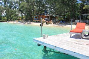 Salah satu spot foto di Pondok Wisata Pantai Cemara. Foto: Google Maps / Pondok Wisata Pantai Cemara