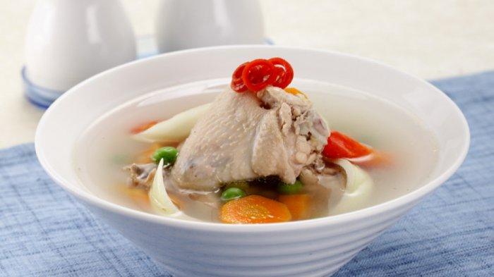 Sup ayam Waingapu