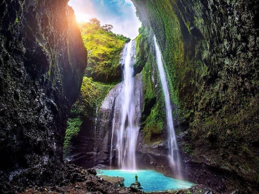 Air Terjun terindah di Indonesia