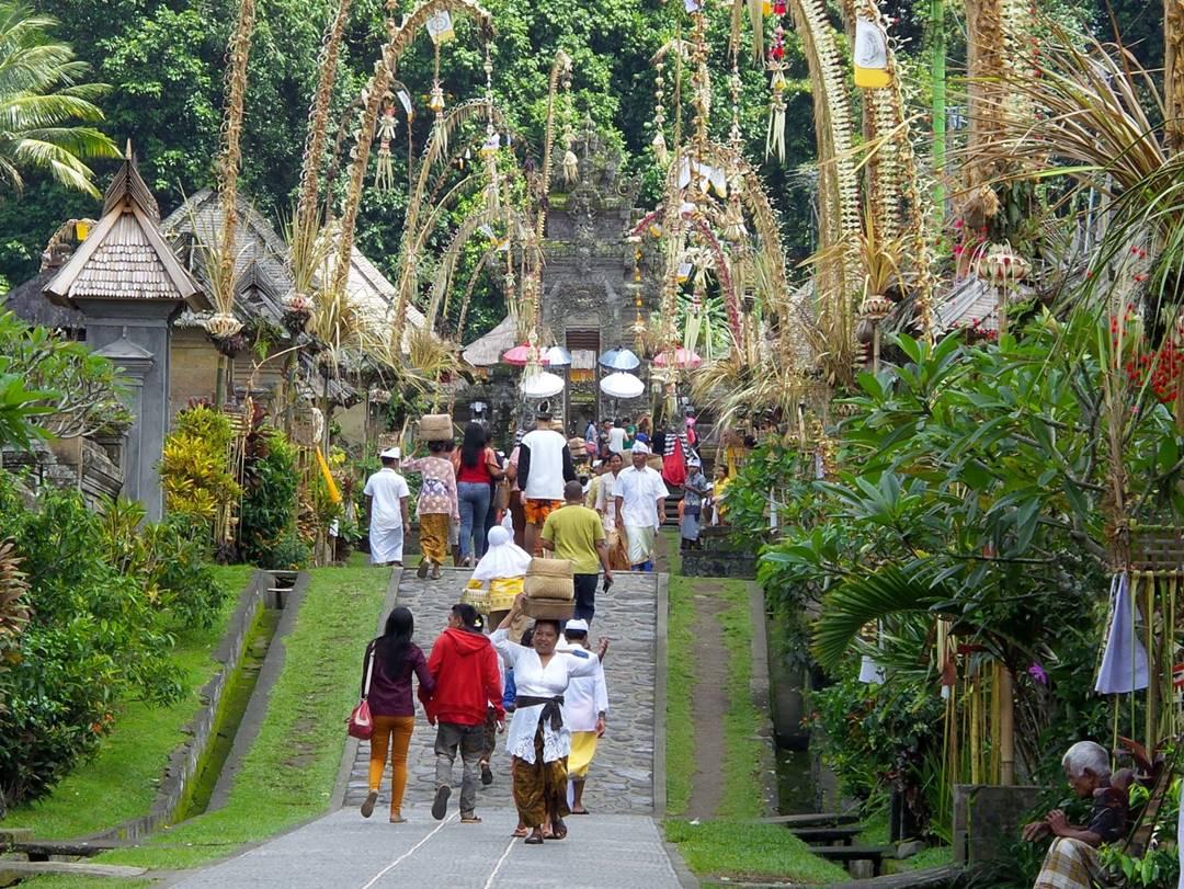 Wisata Budaya di Indonesia Penglipuran Village