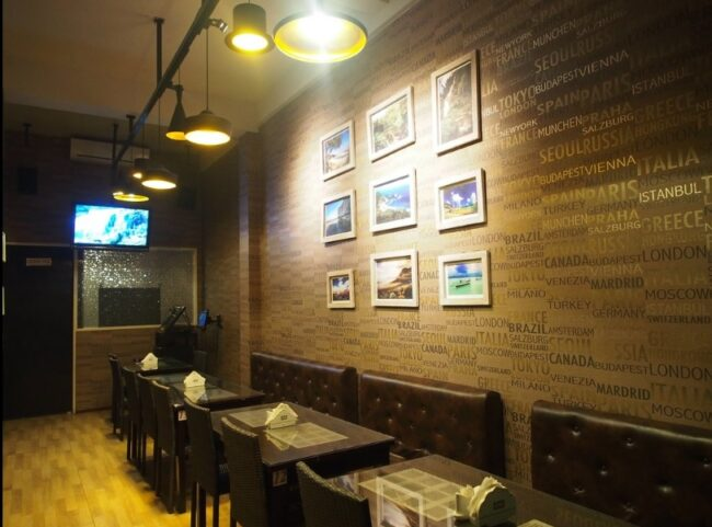 elcafe, Tempat Nongkrong di Waingapu