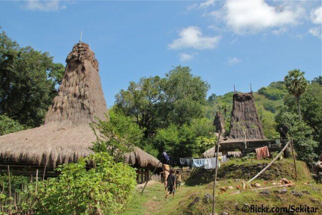 kampung adat praigoli