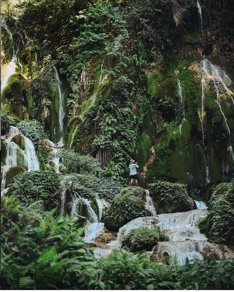 Air Terjun Kanaibu Wai, Air Terjun di Sumba Timur