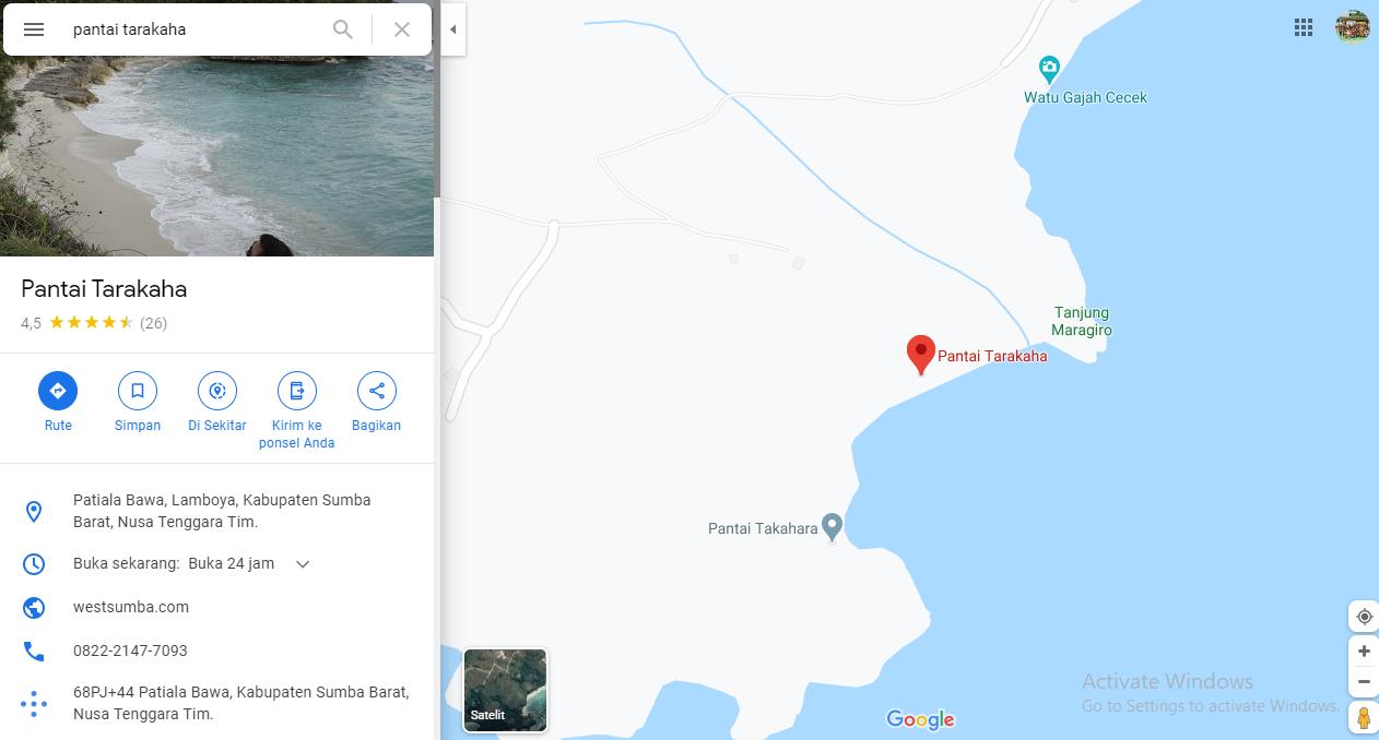 Pantai Tarakaha Di Sumba Barat Yang Wajib Kamu Kunjungi Trip Sumba