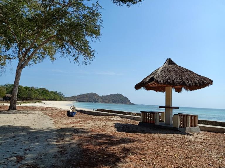 lokasi Pantai Aili