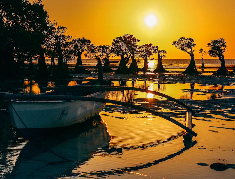 sunset di Sumba
