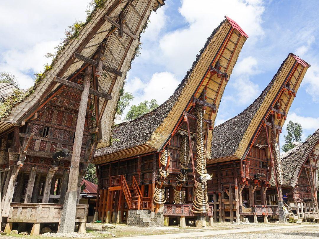 Tongkonan Toraja