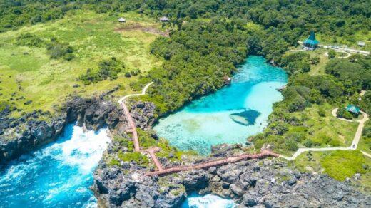 6 pulau paling indah di indonesia