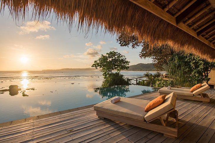 nihiwatu resort, Resort Termahal Di Indonesia