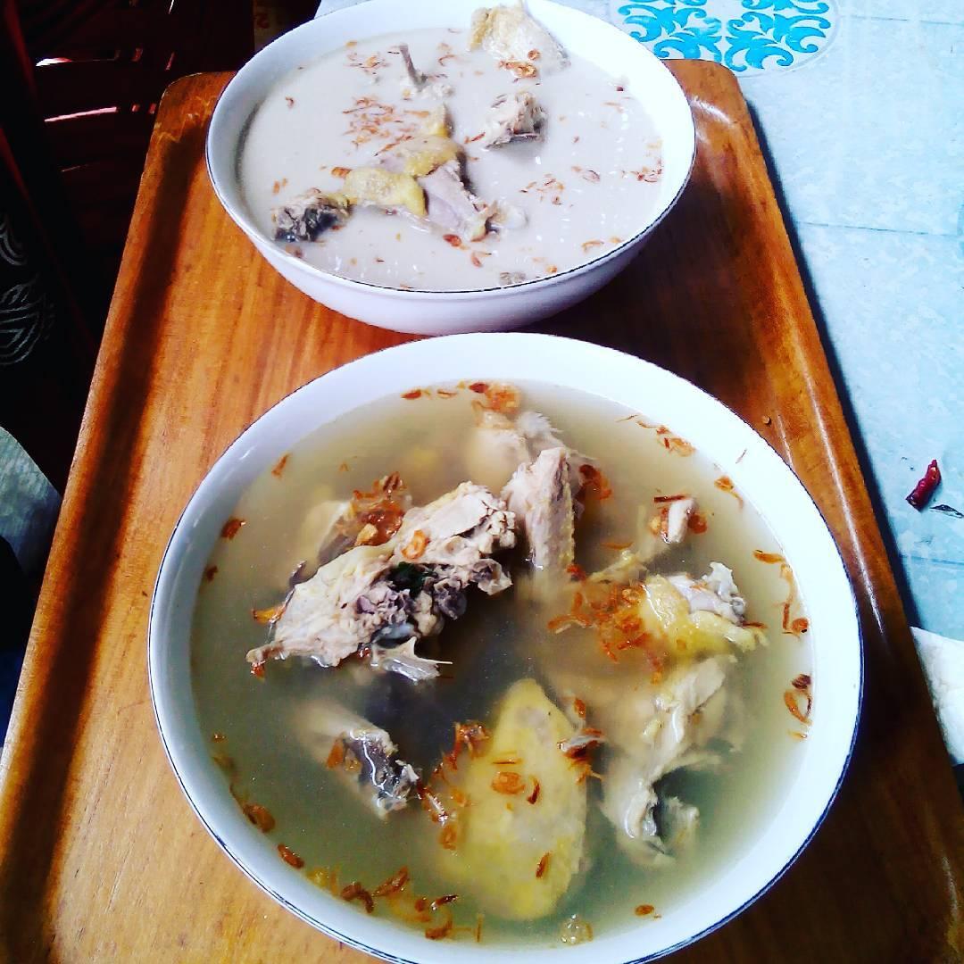Ayam Rebus Wewewa, kuliner khas tambolaka