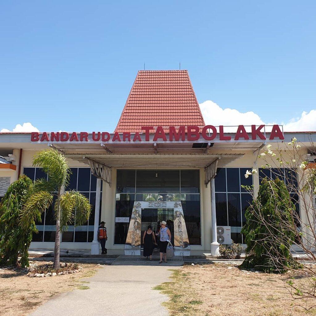 Bandara Tambolaka, Bandara Sumba Barat