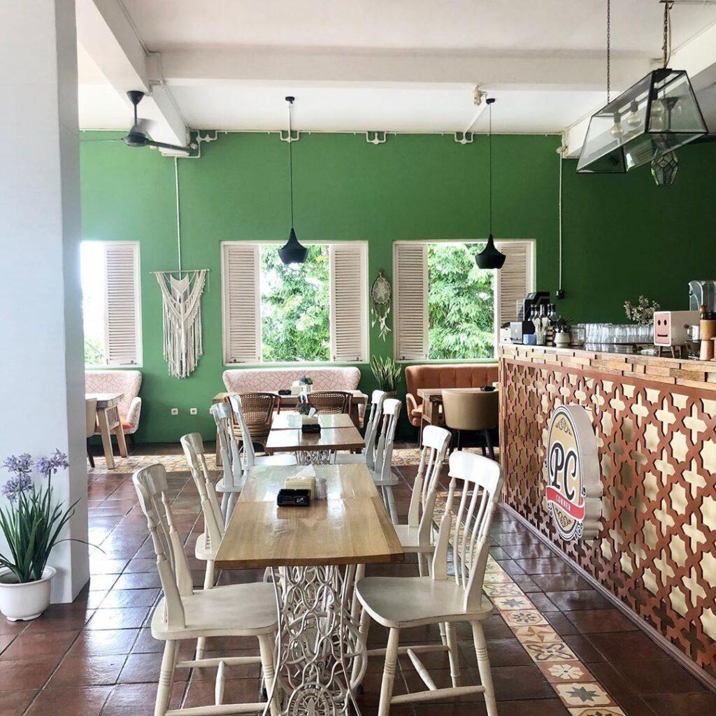 PC Corner, Cafe di waingapu sumba