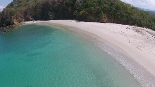 Pantai Matauki Sumba tengah
