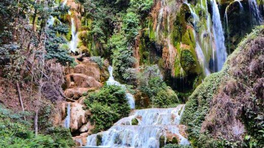 Kanabu Wai Waterfall