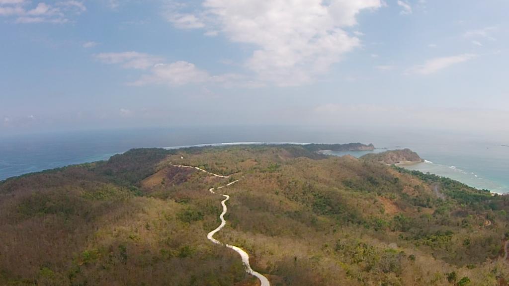 rute menuju pantai matauki