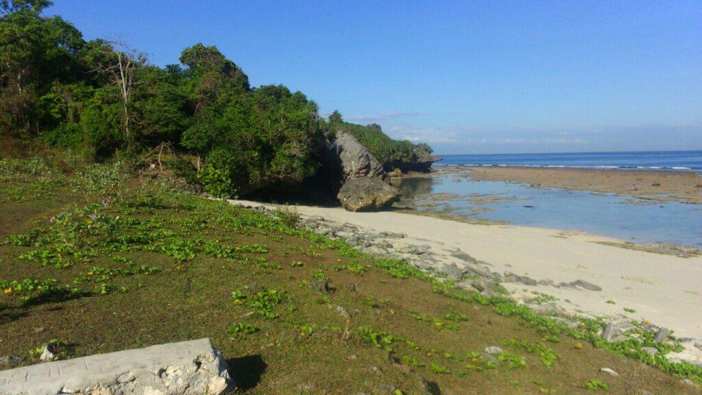 lokasi Pantai Halete
